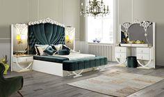 Modern Furniture Online, Online Furniture Stores, Bedroom Bed Design, Bedroom Sets, Living Room Furniture, Home Furniture, Furniture Design, Dining Room Sets, Dining Room Design