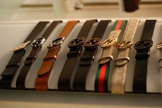 A belt for each occasion! Men's style