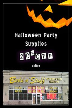 Free Shipping on order over $5 and 20% site wide sale! #Halloween #spooky #Halloweenparty #party #october #fall #spooktober