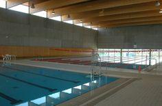 Piscina Municipal Cubierta y dentro deportivo (Albal)