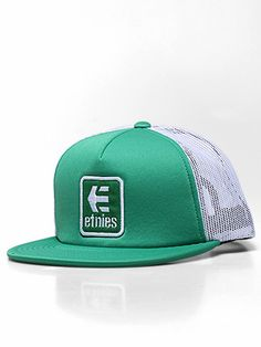 #Etnies Stacks Mesh #Hat $16.99