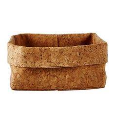 To buy Zone Denmark Galzone Corks Basket? Order at fonQ Urban Nature, Denmark, Decorative Bowls, Bedroom Stuff, Corks, Basket, Pretty, Diy, Accessories