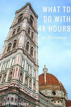 If you're visiting Florence, Italy for just two days, here's a list of 7 things you must do while you're there. If you'll be in Florence for longer than 48 hours (which I highly suggest) these things to do will still keep you busy and help you experience this gorgeous Italian city without being a total tourist.