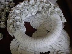 tutorial paper roses