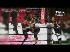 RENA   kick boxing shoot boxing