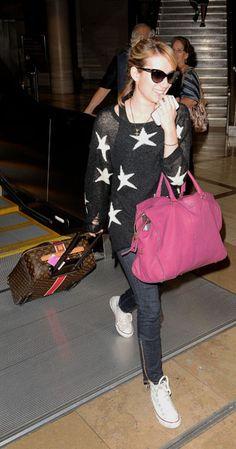 Emma Roberts Wearing Wildfox Stars