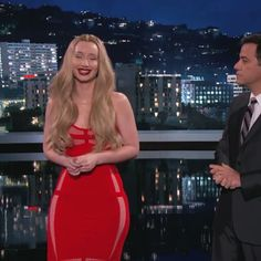 #Throwback: Iggy Azalea and Jimmy Kimmel translate 'Fancy' lyrics for old people on Jimmy Kimmel Live, May 15th, 2014.  - @thenewclassic #IggyAzalea #azaleans #rapper #rap #hiphop #queenofrap #iggy #jimmykimmel