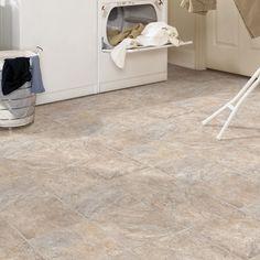 Lowe's Home Improvement Grey Tiles, Vintage Farmhouse, Kitchen Flooring, Lowes, Tile Floor, Beige, Shop, Ideas, Vintage Farm