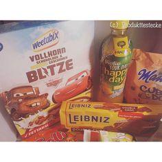 """Die MyCouchbox feiert 2jähriges Jubiläum und die """"Halli-Galli""""-Box mit Überraschungsprodukt kam bei mir an.  Wer den Inhalt sehen will: Schnell auf meinen Blog (Link im Profil!)! #photooftheday #instagood #instamood #pictureoftheday #picoftheday #instagram #insta #produkttestecke #produktempfehlung #produkttest #testen #test #mycouchbox #food #foodporn #instafood #unboxing #box #foodbox @mycouchbox"""