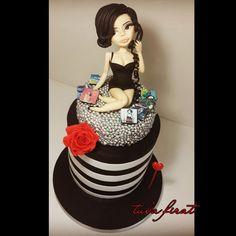 for singer  - Cake by tuba firat