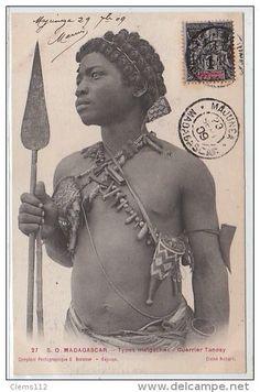 Photos et cartes anciennes Madagascar