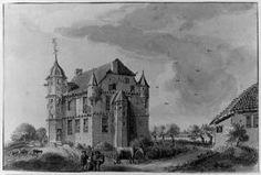 Havezathe Die Magerhorst   Jan de Beijer prent Jaba, Barcelona Cathedral, Holland, Amsterdam, Explore, Building, Prints, Painting, Travel