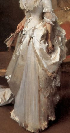 Mrs Henry White by John Singer Sargent