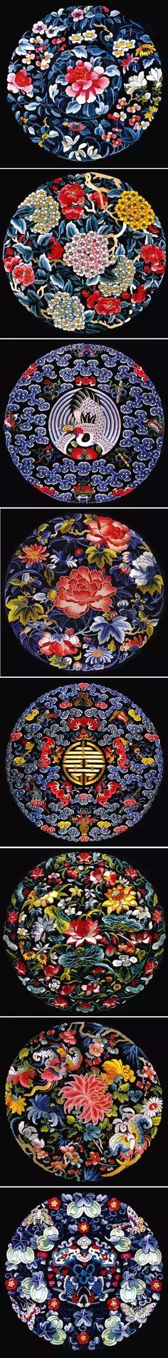 中国传统纹样,美的想收藏