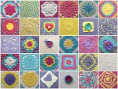 a square a day + a whole lot of joining = a throw!