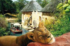Zoo Hannover Erlebnis-Zoo