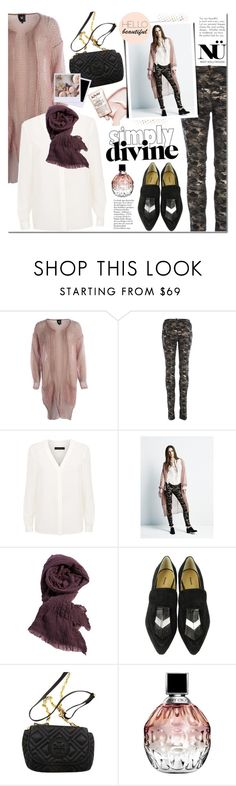 """Nu-denmark"" by mada-malureanu ❤ liked on Polyvore featuring Jaeger, Proenza Schouler, Tory Burch, Jimmy Choo, women's clothing, women's fashion, women, female, woman and misses"