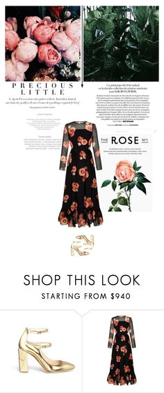 """""""Untitled #841"""" by homeless-drifter ❤ liked on Polyvore featuring Jimmy Choo, Agent Provocateur and Marc Jacobs"""