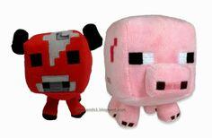 Minecraft Stuffed Animal Steve | Jazwares+Minecraft+7+inch+Animal+Plush+01.jpg