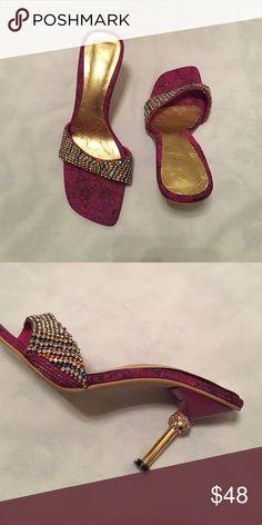 Fancy 3 inch heels Size 7 Shoes Heels