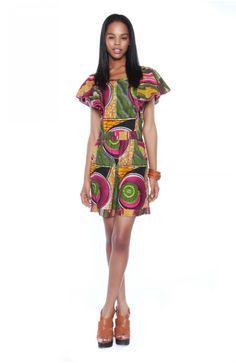 Tooty Frooty Ankara Playsuit by Kiki Clothing  #Ankara #Jumpsuit #BuyAfrican #Playsuit #AnkaraJumpsuit #AnkaraFashion #Kiki #Kikiclothing #PrintFashion #Ghana #African #AfricanFashion #Handmade #MyAshoMarket #Market