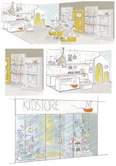 Tienda de ropa Infantil