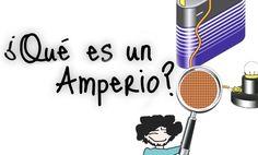 ¿Qué es un amperio?