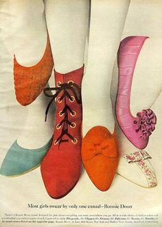 60s shoes- I had iv