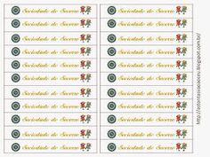Meninas,   A pedido da irmã Jacyara Silva (Curitiba-PR), fiz etiquetas para canetas que podem ser dadas de lembrancinhas em atividades da S...