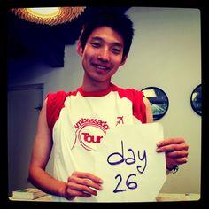 Hi! I'm JaeJong from South Korea, I've just become an EF Ambassador. #EFRoadshowUSA Day 26