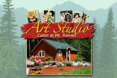 Art Studio Cabin