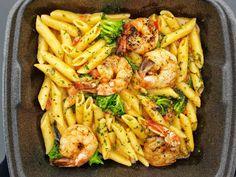 Food truck - Cajun shrimp Alfredo [OC] [3635X2625]