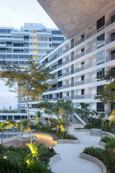 """The Interlace by Ole Scheeren was designed to """"build a sense of community"""""""