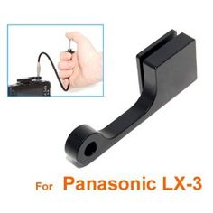RainbowImaging Mechanical Cable Release Adapter + 40cm Cable Release for Panasonic LX-5 LX-3 & Leica D-LUX 5 D-Lux4 (Electronics)
