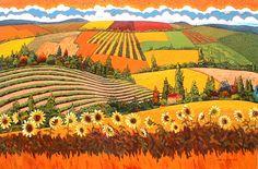 Gene Brown paintings | etiquetas gene brown painting u s