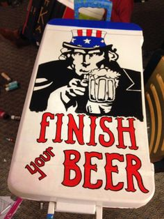 Fraternity Cooler                                                                                                                                                                                 More