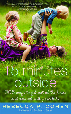 this is a must-own book for year round ideas for kids outside
