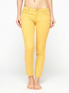 Skinny Floods Jeans - Roxy