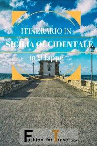 Itinerario in SICILIA OCCIDENTALE