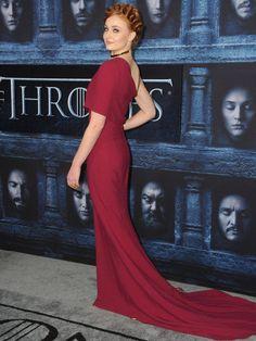 Sophie Turner (Sansa Stark)