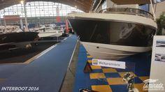 Neue Airon Marine AMX 28 #interboot weltpremiere #airon #aironemarine  ⛵ CaminadaWerft Händler für Neu- und Gebrauchteboote in der Schweiz