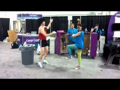 Science Yoga at the Canada-Wide Science Fair