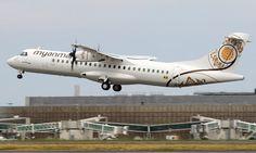 Myanmar National Airlines begins Bangkok & Chiang Mai Flights - http://www.airline.ee/myanmar-national-airlines/myanmar-national-airlines-begins-bangkok-chiang-mai-flights/ - #MyanmarNationalAirlines