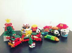 «#lego #nanoblock»