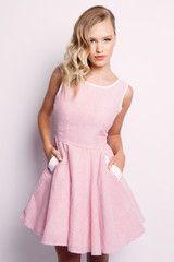 Stepford Dress - Red $65