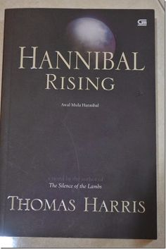 A literary analysis of hannibal by thomas harris