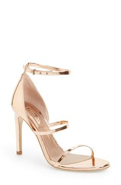 Topshop 'Ripple' Sandal (Women) available at #Nordstrom
