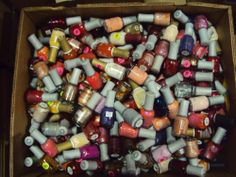 9 Best Whole Lot Of Nail Polish Images On Pinterest Finger Nails Health And Care