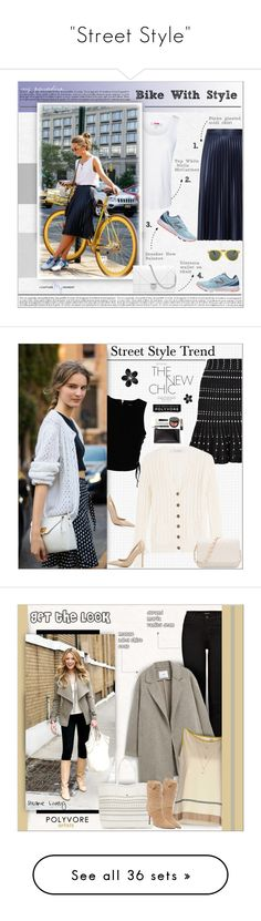 """""""Street Style"""" by alves-nogueira ❤ liked on Polyvore featuring StreetStyle, adidas, Pinko, Persol, RABEANCO, Marciano, Alexander McQueen, Philosophy di Lorenzo Serafini, Gianvito Rossi and Bobbi Brown Cosmetics"""
