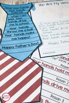 Father's Day Projects, Father's Day poem, Father's Day activities, 1st grade Father's Activities, 2nd grade Father's Day activities, opinion writing, spring writing activity, Donuts with Dad activities, no prep Father's Day activity, summer writing activity, 1st grade writing activity, 2nd grade writing activity, Father's Day keepsake, home school, distance learning writing activity, Father's Day Distance Learning Summer Art Activities, Writing Activities, 2nd Grade Writing, 2nd Grade Teacher, Opinion Writing, Writing Skills, 2nd Grade Crafts, Make School, Grade 1